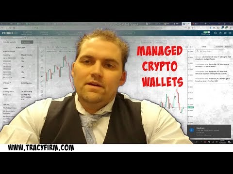 Cryptocurrency attorney Adam S. Tracy offers guidance on managed crypto wallets.