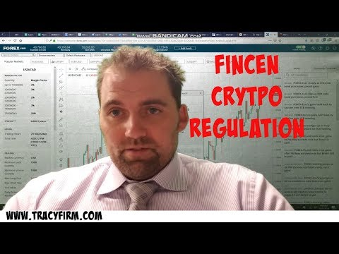 Adam S. Tracy Breaks Down FinCEN's Regulation of Cryptocurrency