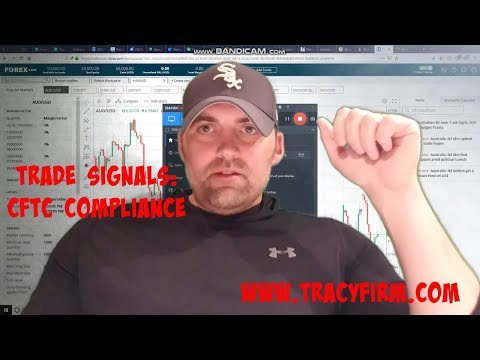 Adam S. Tracy Explains CFTC Compliance for Trade Signal Providers